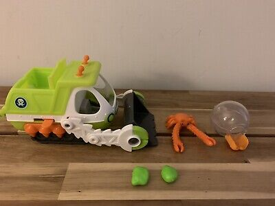 OCTONAUTS GUP-Y YETI CRAB AND SLIME ROCK. Rare • 20£