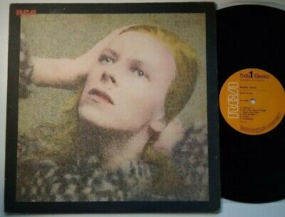Japan Hunky Dory Different Back Cover David Bowie Lp • 85£