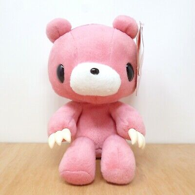 Chax GP Gloomy Bear Pink & White Classic Sitting Plush Soft Toy Japan Import 8  • 24.99£
