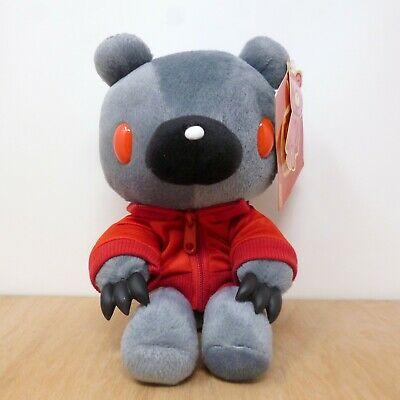 Chax GP Gloomy Bear Grey Black Red Jersey Jacket Plush Soft Toy Japan Import 8  • 29.99£