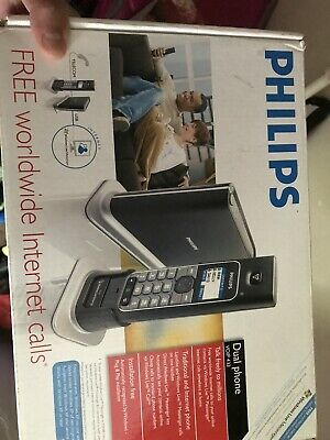 Philips Dual Phone Voip 433. • 11£