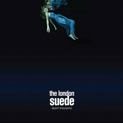 The London Suede : Night Thoughts (W/Dvd) CD Incredible Value And Free Shipping! • 19.99£