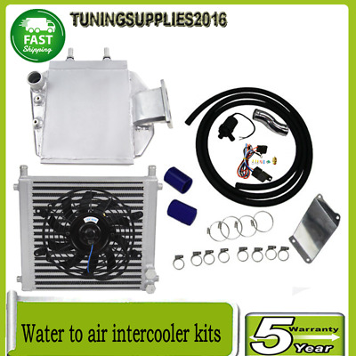 AU749 • Buy 4.2L Water To Air Intercooler Kits For Landcruiser 80 100 Series HDJ80 1HZ 1HD-T