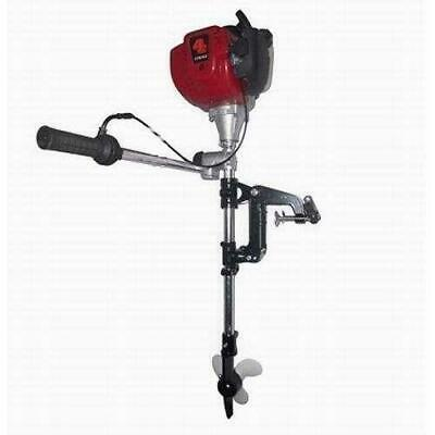 AU275 • Buy 4 Stroke Honda Type Engine Petrol Outboard Motor Fishing Boat Kayak Air Cool