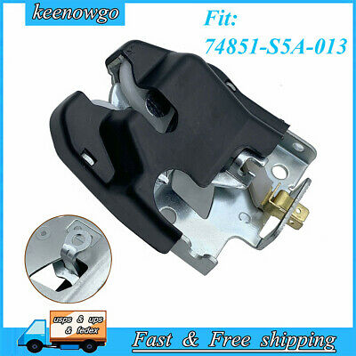 $16.29 • Buy New Trunk Latch Lock Power Lid Lock Actuator Fits Civic 01-05 74851-S5A-013