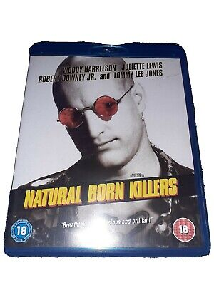 Natural Born Killers (Blu-ray, 2008) • 1.60£