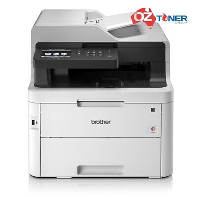 AU499.98 • Buy Brother MFC-L3745CDW 4-in-1 Multifunction Color Laser Printer+Wi-Fi+AirPrint NEW