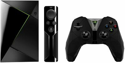 $ CDN197.88 • Buy NVIDIA Shield 4K HDR Android TV Streaming Media Player (2nd Gen) -- Brand New