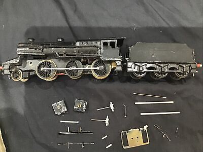 00 Gauge Wills Kit Built Crab 2-6-0 In L.M.S Black • 40£
