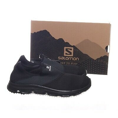 Salomon, Trainers, Size: 46 2/3, RX MOC 4.0, Black/Gray • 28£