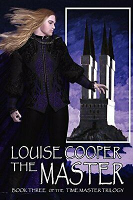 The Master By Louise Cooper • 1.89£