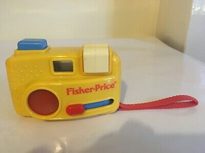 Vintage Fisher Price Toy Camera 1998 Fabulous Condition • 9.99£