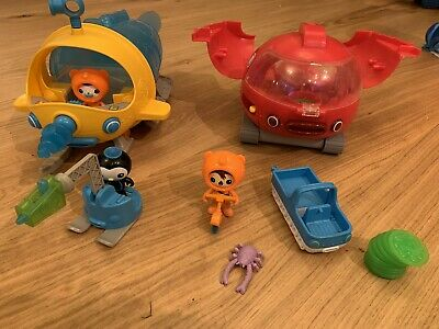 Octonauts Gup S Polar Vehicle With Lights & Sounds Plus Missile Firing Gup X • 10£
