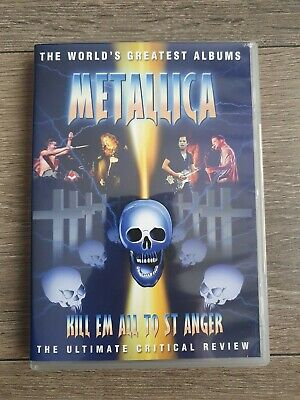 The World's Greatest Albums: Metallica - Kill 'Em All To St Anger *DVD* *VGC* • 5.99£