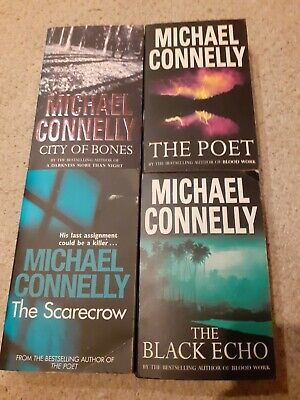 Michael Connelly Thriller Paperback Bundle X 4 • 4.50£