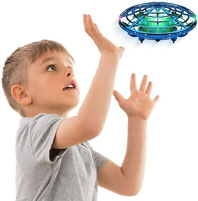 AU23.19 • Buy Mini Drone For Kids Or Adults Hands Free Indoor Small UFO Flying Ball Drone Gift