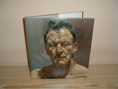 Lucian Freud Paintings By Hughes, Robert Hardback Book The Cheap Fast Free Post • 41.99£