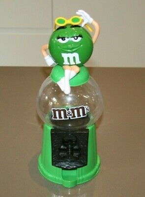 M&M's Collectable Ms Green Michelle Lady Sweet Candy Dispenser • 4.95£