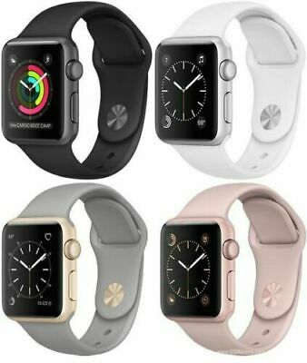 $ CDN209.82 • Buy Apple Watch Series 2 42mm Smart Watch Aluminum & Stainless Case With Sport Band