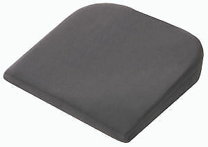 £39.95 • Buy The 8° Seat Wedge Posture Cushion Positioning Aid Foam Padded Grey
