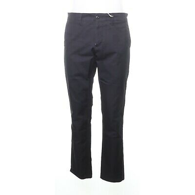 Carhartt WIP, Chinos, Size: 33/32, Sid Pant, Black, Cotton • 25£