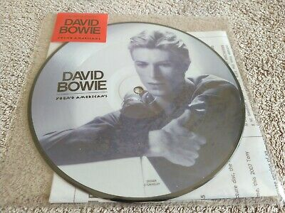 David Bowie Young Americans 40th Ann Limited Picture Disc 7  Sealed + Pr Release • 4.99£