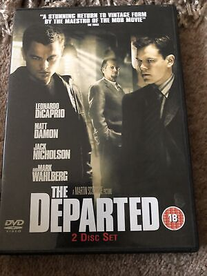 The Departed Dvd • 0.99£