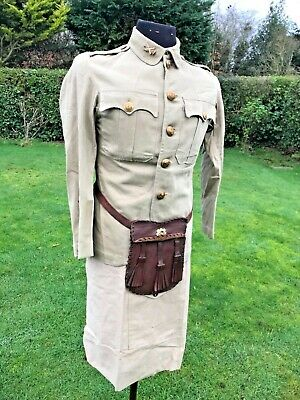 WW1 Era Scottish & Transvaal Regiment Uniform  • 299£
