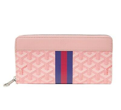 AU2477.12 • Buy Brand New - Goyard - Pink Matignon Wallet - Accessories - Travel