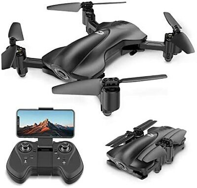 AU220.14 • Buy Holy Stone GPS Drone FPV Drones With Camera For Adults 1080P HD, Foldable