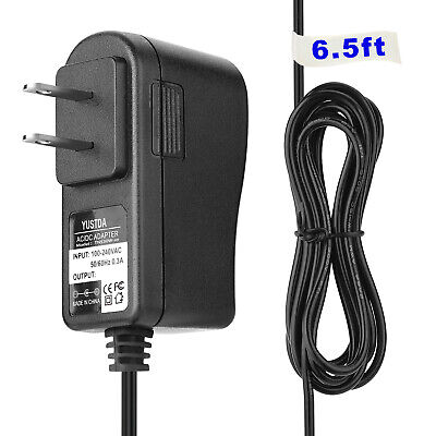 $10.99 • Buy New AC Adapter For M-Audio Keystation Pro 88 Midi Power Supply Cord Charger PSU