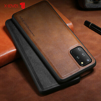 AU24.99 • Buy Genuine X-Level Case Cover For Samsung Galaxy S20 S21 Note20 Ultra Plus Leather