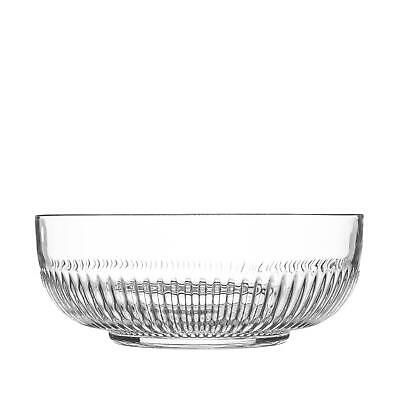 £7.99 • Buy Large Campana Glass Serving Bowl Vintage Kitchen Mixing Dishes 23cm