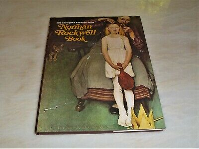 $ CDN18.17 • Buy The Saturday Evening Post, Norman Rockwell Book