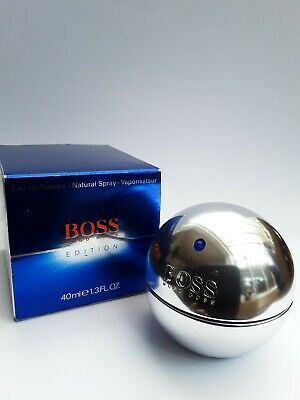 £45 • Buy Hugo Boss In Motion Edition Blue Electric 40ml Edt