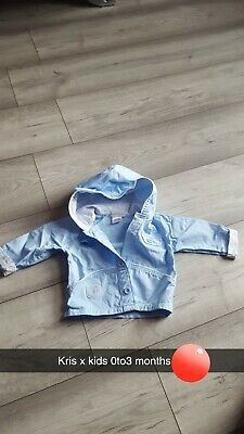 Baby Clothes Boys 0to3months Used • 4£