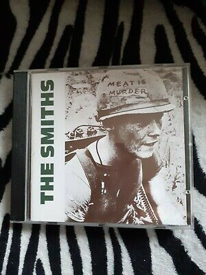 The Smiths Cd Meat Is Murder • 0.99£