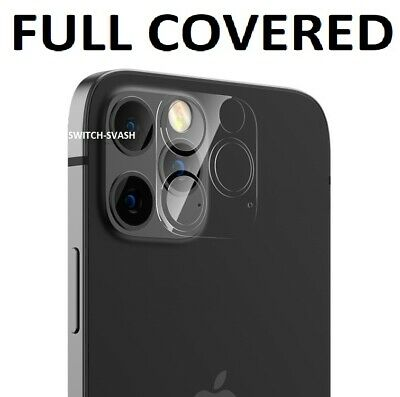 9H Tempered Glass Camera Lens Protector Cover HD Film For IPhone 12/12 Pro MAX • 0.99£