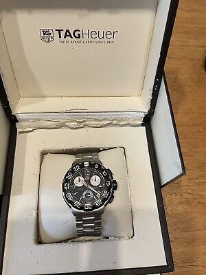 View Details MENS TAG HEUER  Formula 1 Chronograph Watch • 310.00£