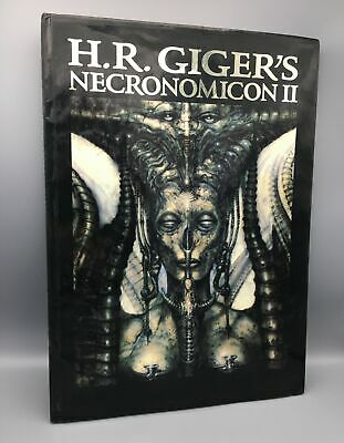 Giger, H R; H.R. Giger's Necronomicon II; Morpheus; Hardcover • 280£