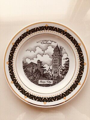 "Set 6 Plates ""Cheshunt -Canterbury Collection Ltd • 19.30£"