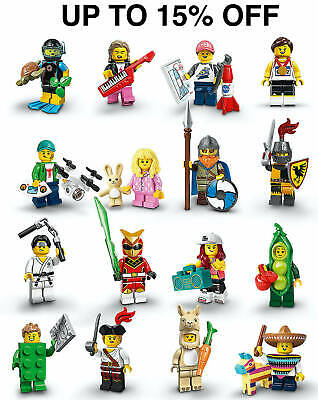 Lego Series 20 Minifigures 71027 | Pick Your Figure! | UP TO 15% OFF • 4.95£