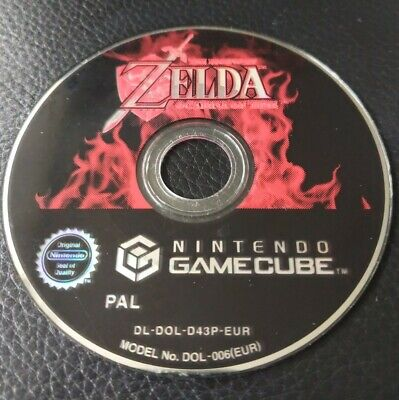The Legend Of Zelda Ocarina Of Time Gamecube Game PAL Disc Only  • 6.90£