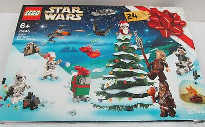 Lego Star Wars Advent Calendar #75245 – Without Number 1!! • 6.50£