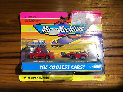 Galoob Micro Machines Coolest Cars  • 20£