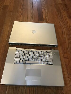 $29.99 • Buy Apple MacBook Pro 17  Laptop - A1212 -2006) For Parts Only