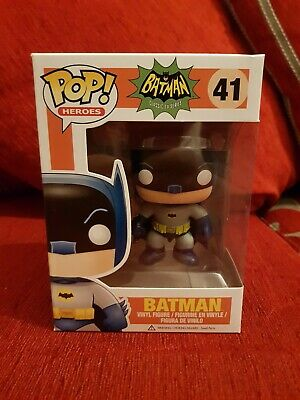 Batman 1966 Classic TV Series Funko Pop Vinyl Figure #41 • 20.90£