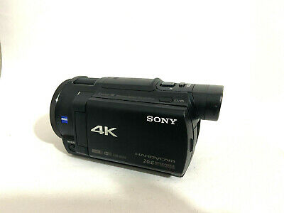 Sony Fdr-ax33 Handycam 4k Full Hd Pal Camcorder- Sony Fdrax33 Video Camera Ax 33 • 438£