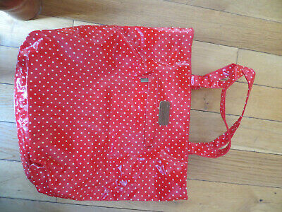 Red Spot Shopping Bag LE COOPER Used Good Cond • 0.99£