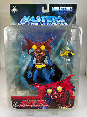 $79.99 • Buy Mini Statue Masters Of The Universe Mantenna Evil Spy W/ Pop-out Eyes
